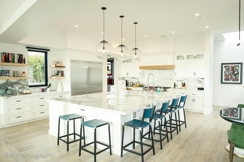 Interior Kitchen Corona del Mar Home