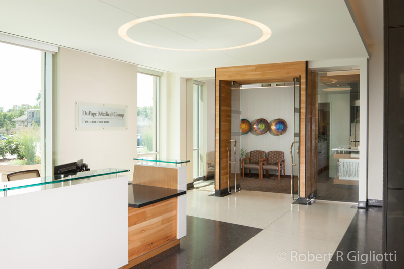 Interior Hospital Photo by RRG Photography