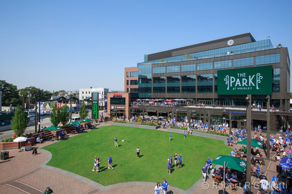 The Park at Wrigley Photo by RRG Photography